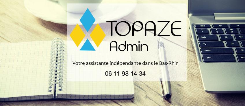 TOPAZE Admin